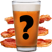 Bacon or Beer Logo